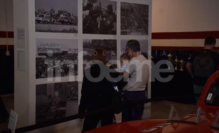 """Fotos, autos y actividades en la inauguración de """"Camino a los 70″"""