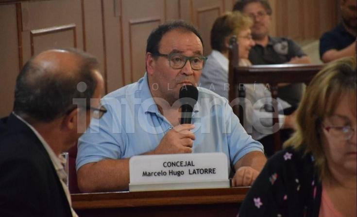"""Marcelo Latorre: """"Los próximos concejales van a tener que tener las bancas en las calles"""""""