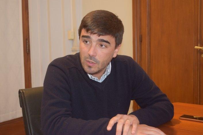 """Ezequiel Galli: """"Les dije que quería tener el show en Olavarría y gustó la idea"""""""