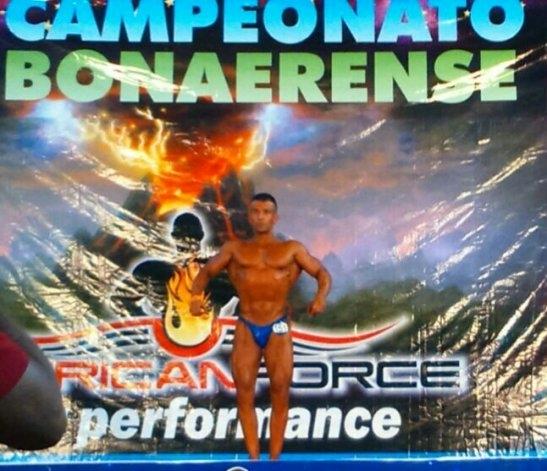 Destacada labor de Dannunzio en el campeonato bonaerense