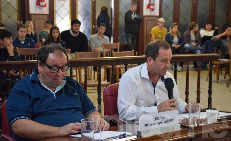 Con el voto decisivo de Emilio Vitale el proyecto de nocturnidad fue rechazado
