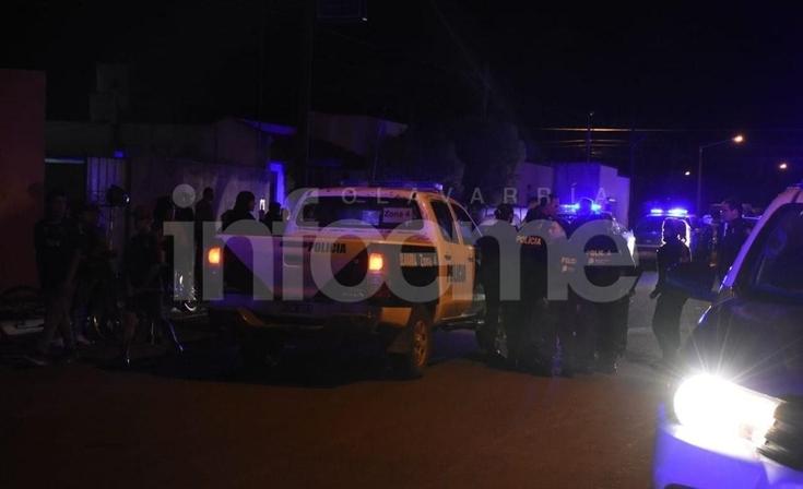 Dos heridos en una pelea entre vecinos