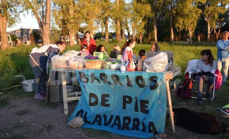 Nicolás Avellaneda: Volvieron las ollas populares