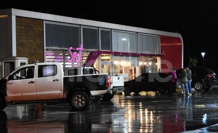 Encapuchados y armados asaltaron al playero de una Estación de Servicio