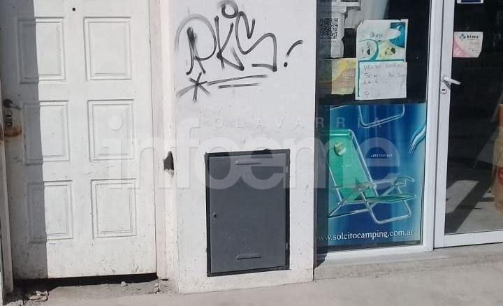 Forzaron las puertas de una casa y robaron herramientas