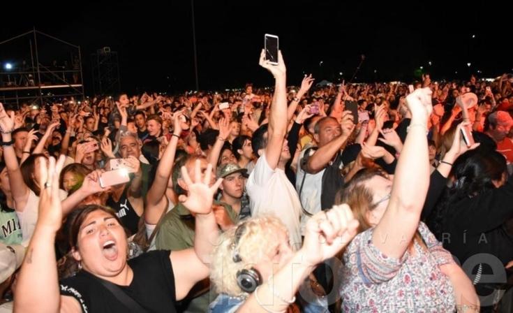 Fiesta de Olavarría: Municipio calculó que hubo más de 60 mil personas