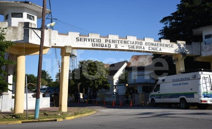 Murió un preso tras una pelea en la Unidad 2 de Sierra Chica