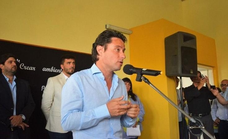 Anuncian la llegada de Gabriel Sánchez Zinny