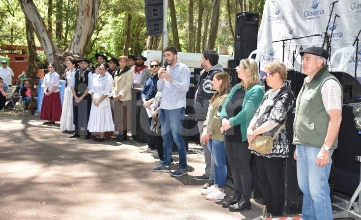 Domingo de Aplauso al Asador en Olavarría