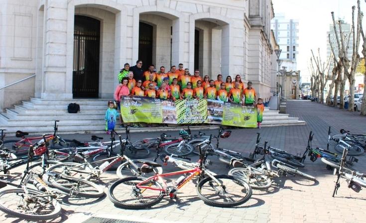 Un grupo de ciclistas realizará una peregrinación a Luján