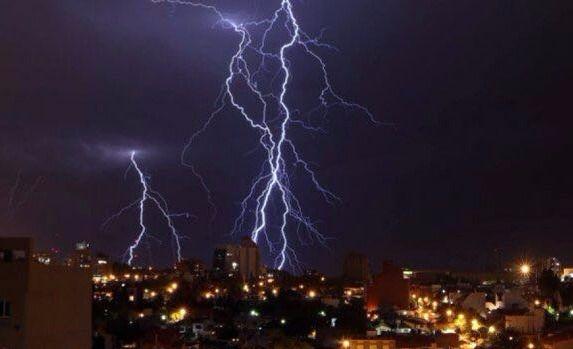 Rige un alerta meteorológico por tormentas