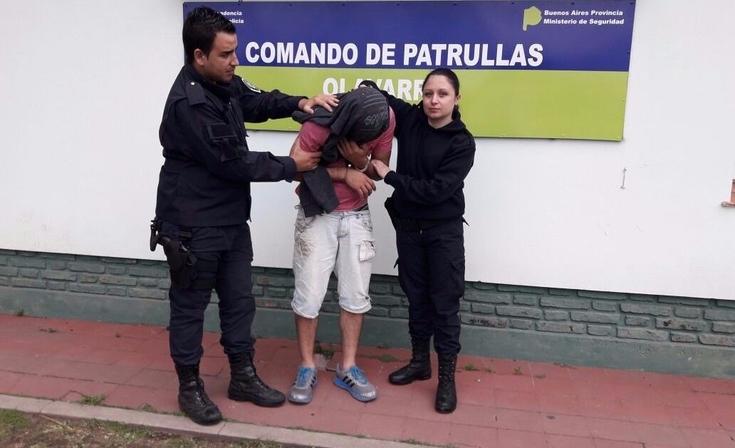 Dos aprehendidos tras intentar robar y agredir a un hombre en el Festival de Doma