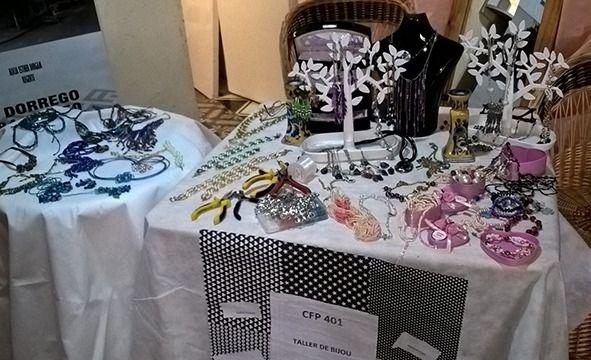 Sierras Bayas fue sede del cierre de actividades de la Escuela de Artes Plásticas