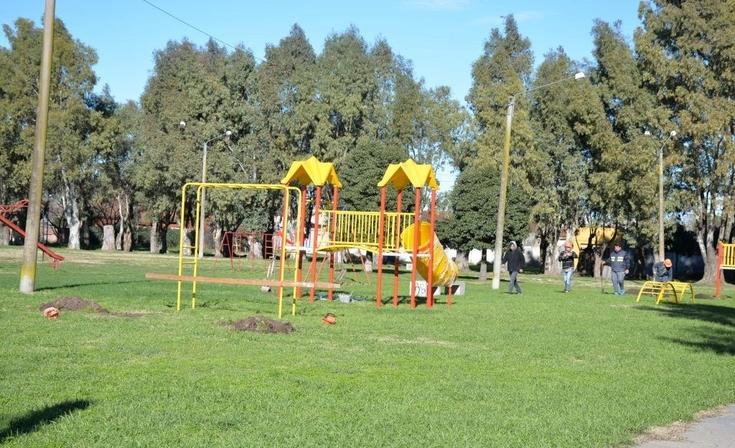 """Asamblea de la Junta Vecinal del barrio """"Los Robles"""""""