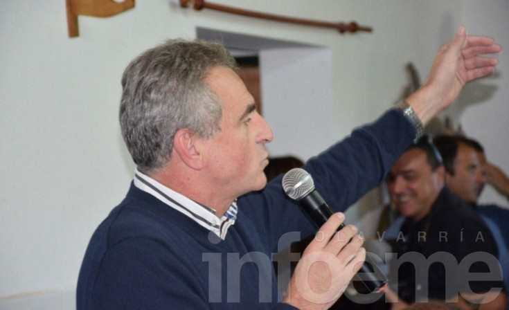 Agustín Rossi encabezará el Encuentro Seccional del Peronismo