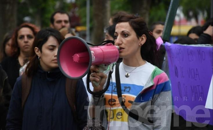 La marcha de mujeres en imágenes