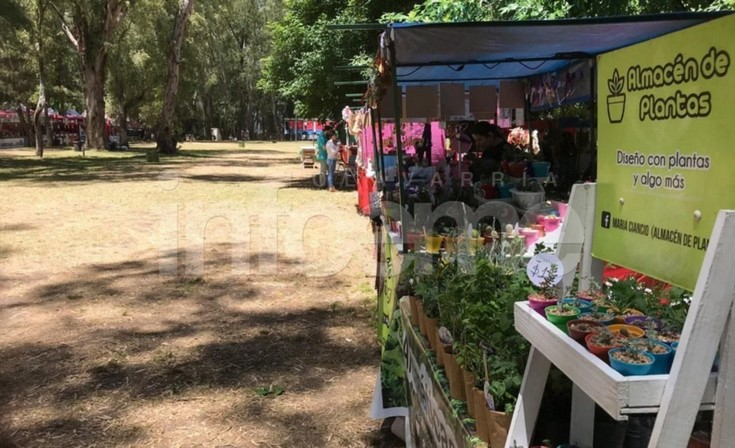 """""""Sabores del Mundo"""" ya se instaló en el Parque """"Helios Eseverri"""""""