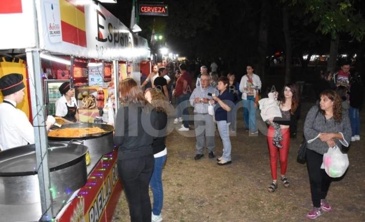 """Los """"sabores del mundo"""" se disfrutan en el Parque Eseverri"""
