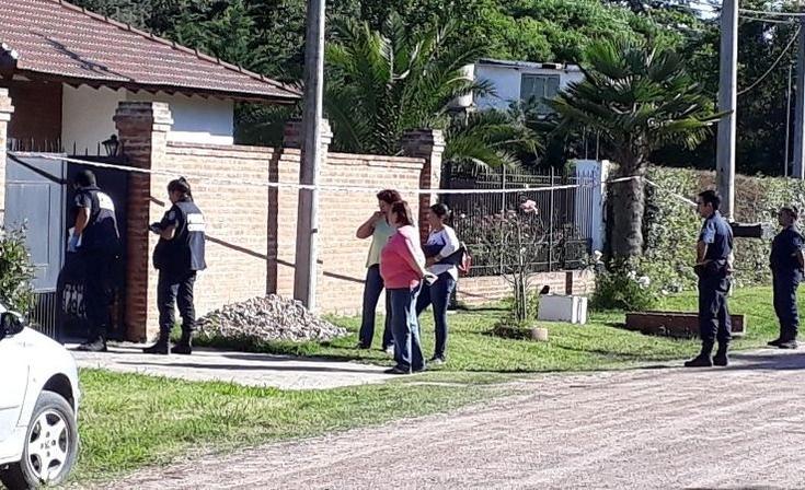 Femicidio conmueve a Roque Pérez: funcionaria de educación asesinada