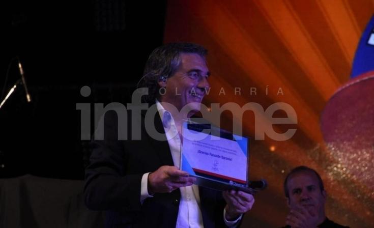 Emotiva despedida de Facundo Saravia en la primera noche del Festival