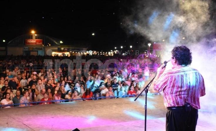"""El Festival se despidió a puro ritmo con la música de """"Los Palmeras"""""""