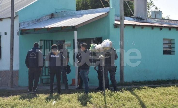 Tres allanamientos simultáneos tras una serie robos