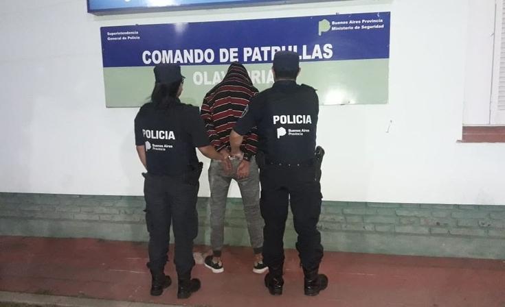 Microcentro: atrapan a ladrón cuando quería robar en un departamento