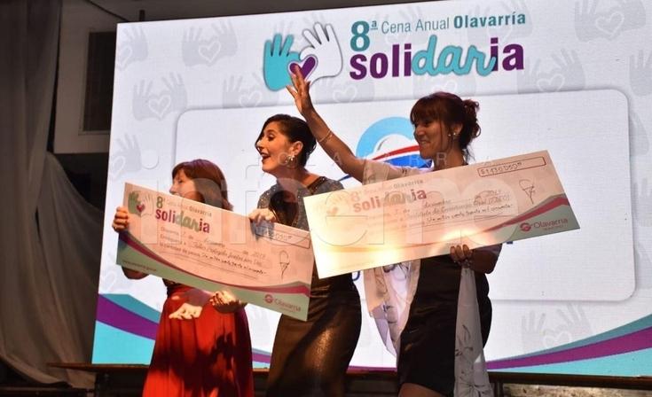 La Cena Solidaria en más de 70 fotos
